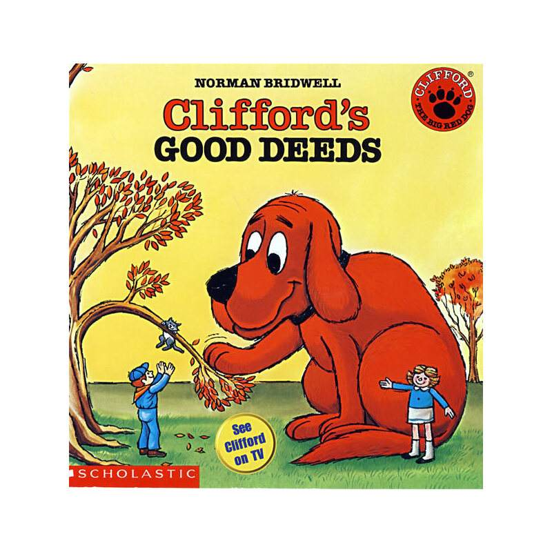 小红狗克利福 Clifford Puppy Days