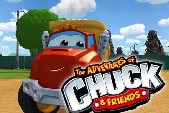 查克和朋友们的历险记 The Adventures of Chuck and Friends
