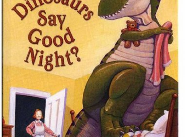 How Do Dinosaurs Say Good Night?恐龙怎么说晚安(PDF+MP3+视频)