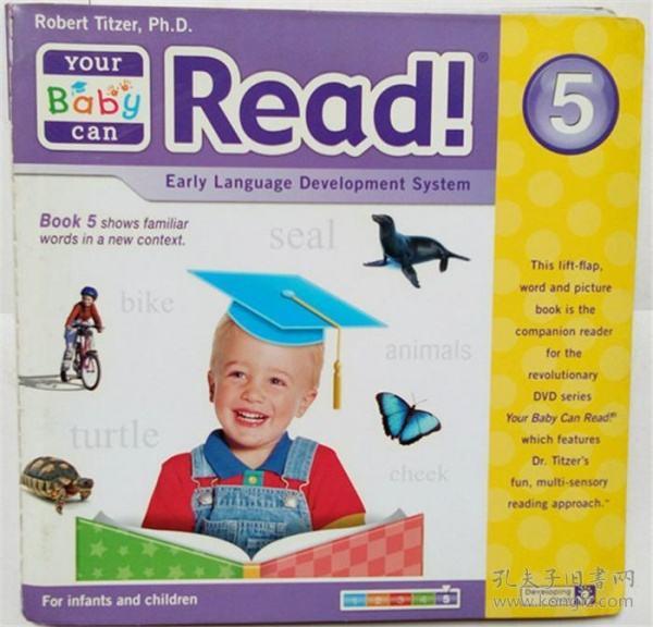 你的宝宝也能读Your Baby Can Read