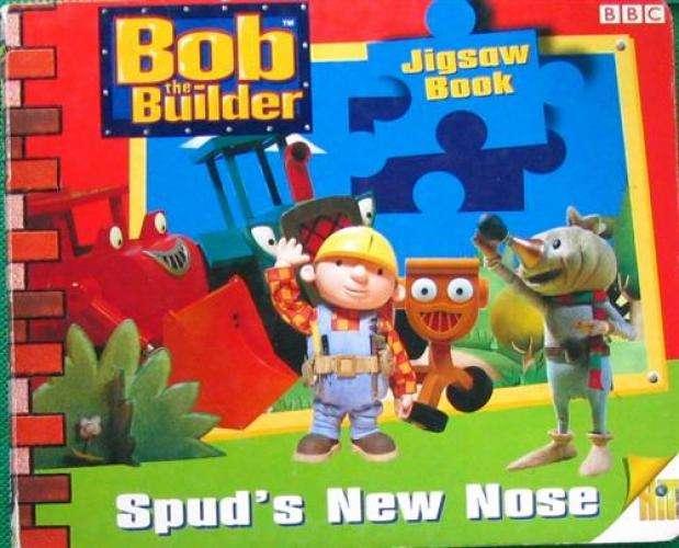 巴布工程师 Bob the Builder英文原版双语