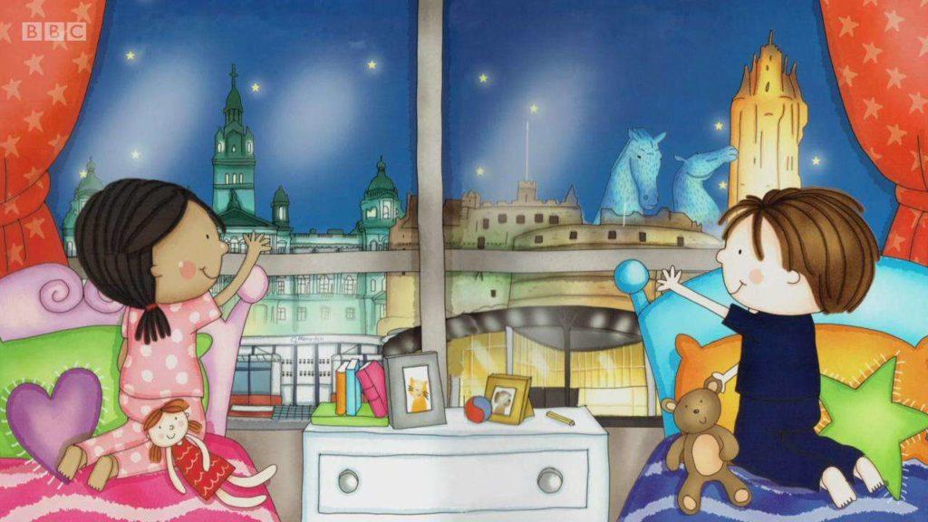 BBC英文早期教育睡前故事 Cbeebies Bedtime Stories 全277集 带字幕