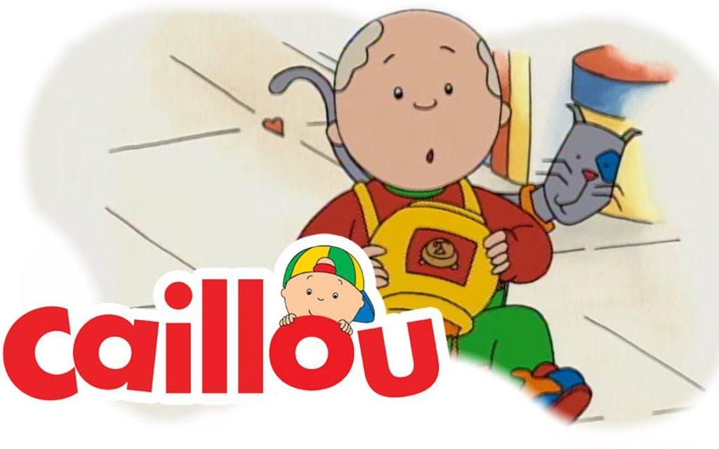 卡由cailou英文原声动画全集英文版高清第四季