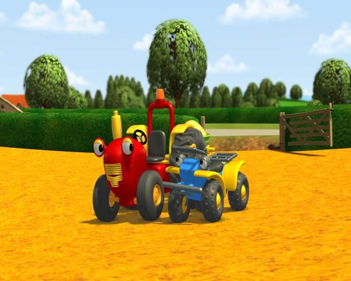 工程车汤姆 Tractor Tom英文全集动画片48集