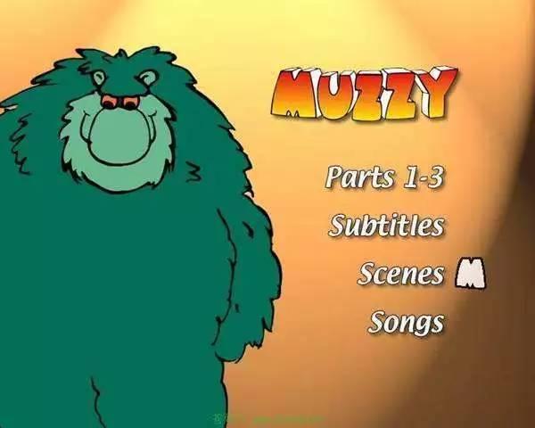 BBC 启蒙英语动画Big Muzzy《玛泽的故事》英文动画片