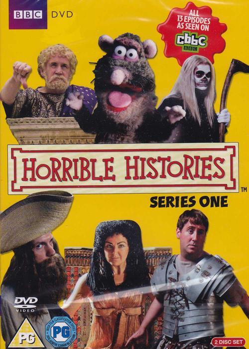 可怕的历史 Horrible Histories