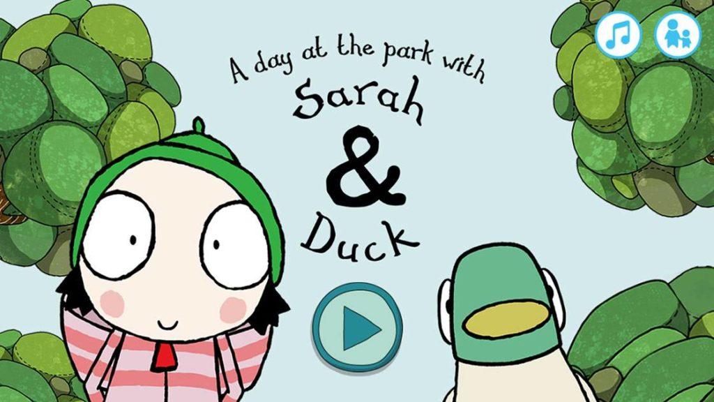 莎拉和小鸭子 Sarah and Duck 英文版下载一二三季全集
