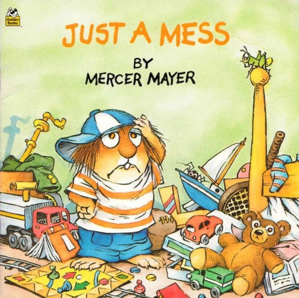 Mercer Mayer  Little Critter 小怪物(小毛人)英文绘本(PDF+MP3+MP4视频)