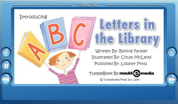 Tumble Books me 美国图书馆系列(swf有声动画绘本)