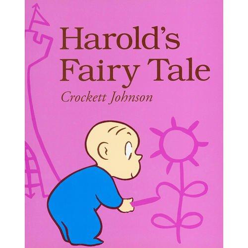 【美音动画片】Harold 阿罗系列13集+绘本2本