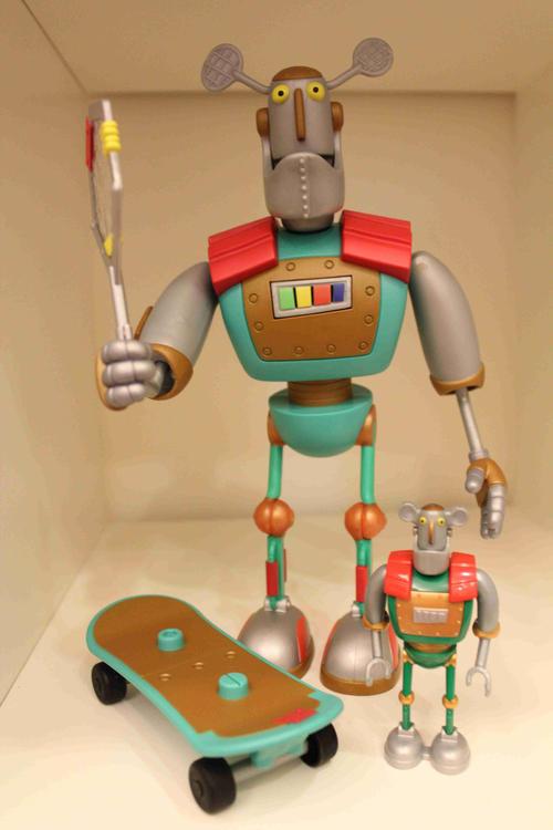 小小机器人 Little Robots