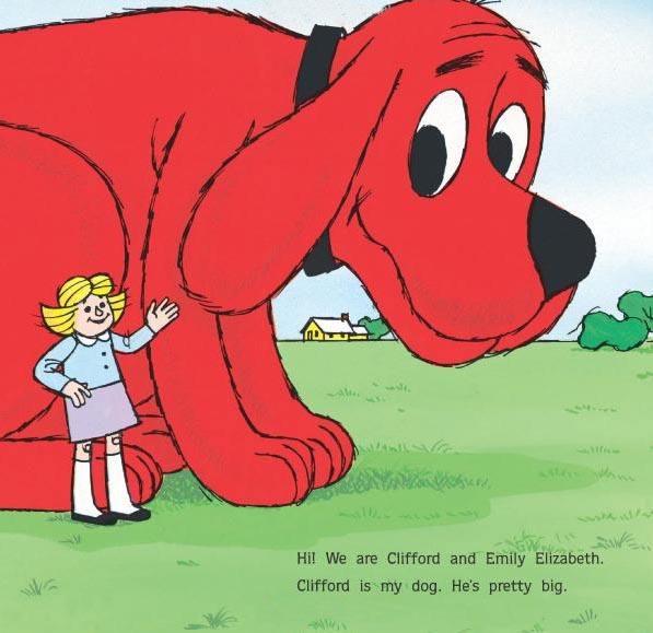小红狗克利福 Clifford Puppy Days 第一季 第二季 全