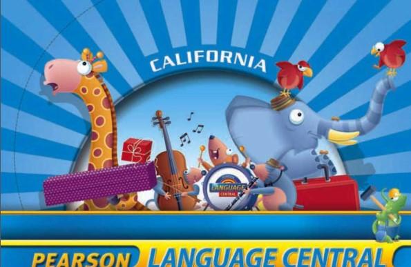 美国加州培生版(小学1-5年级教材 适合非英语母语学生)教材+练习册原版文档