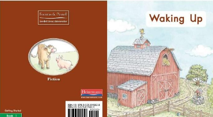 英国海尼曼Heinemann启蒙阅读教材(适合幼儿园-小学2年级)可点读版