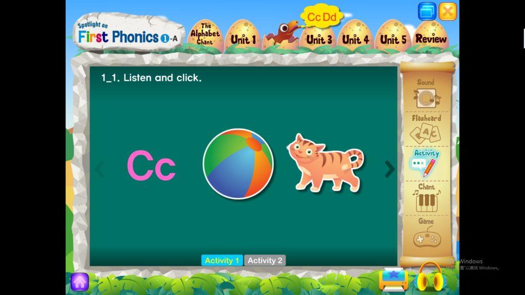 清华英语自然拼读乐园 幼儿版 15张互动光盘ISO影像文件