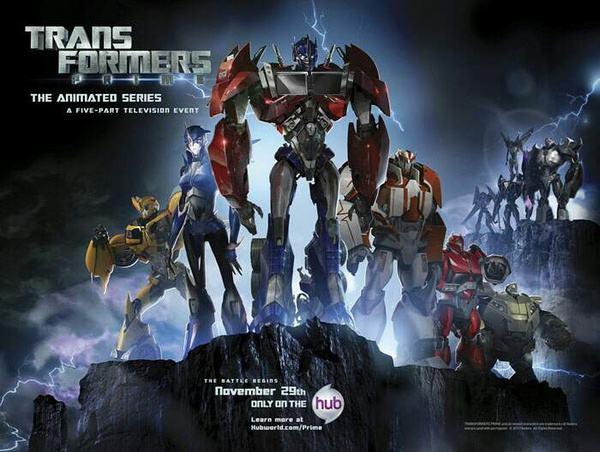变形金刚.领袖之证 transformers prime(三季全-中英文可选字幕)