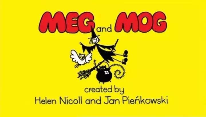 女巫麦格和小猫莫格 Meg and Mog