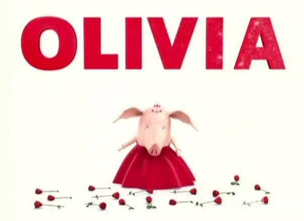 奥莉薇 Olivia 全25集 /视频+绘本+MP3