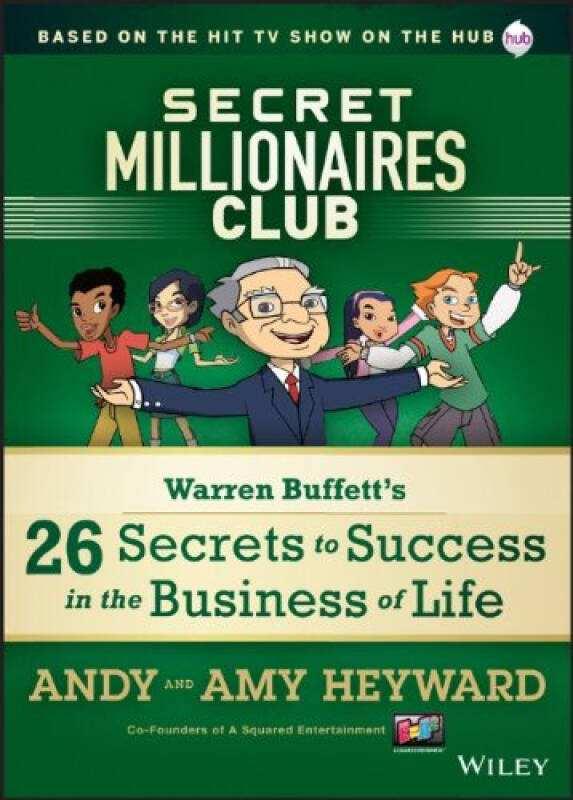 巴菲特神秘俱乐部 Secret Millionaires Club