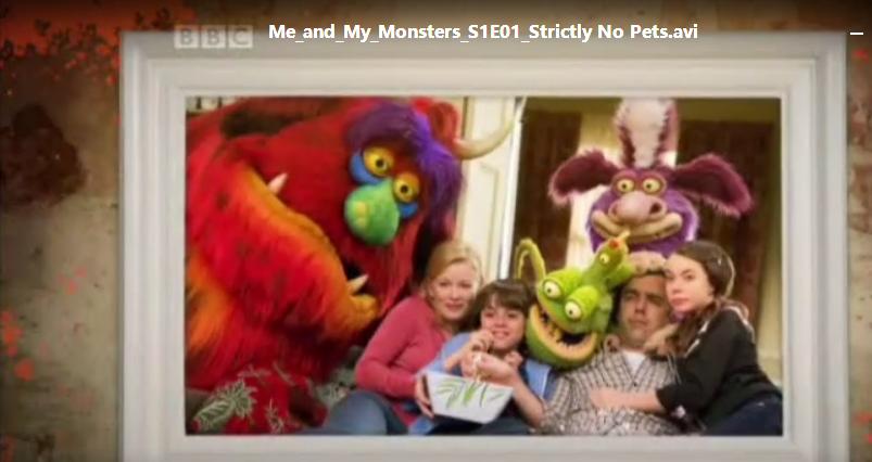 我和我的怪兽 Me and My Monsters(BBC系列)