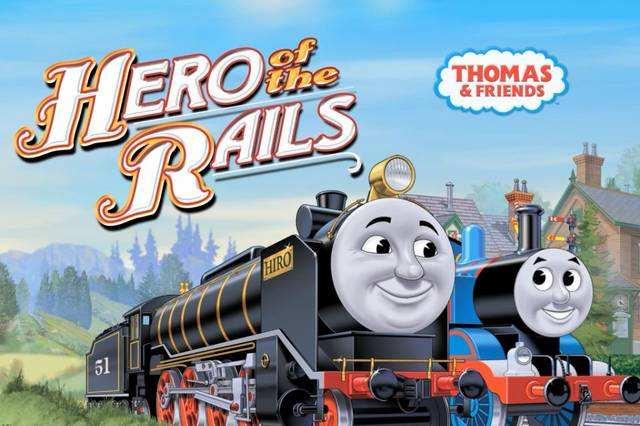 托马斯和他的朋友Thomas & Friends
