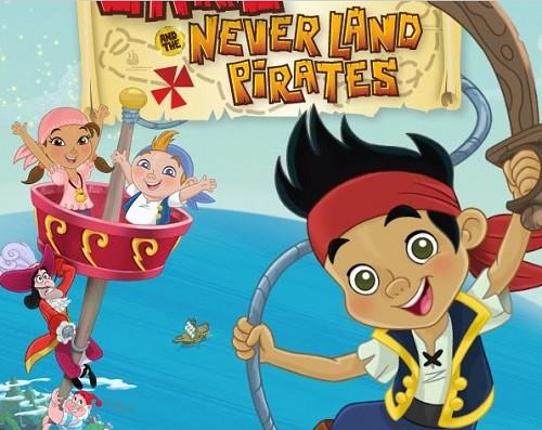 杰克与梦幻岛海盗 Jack and the Never Land Pirates