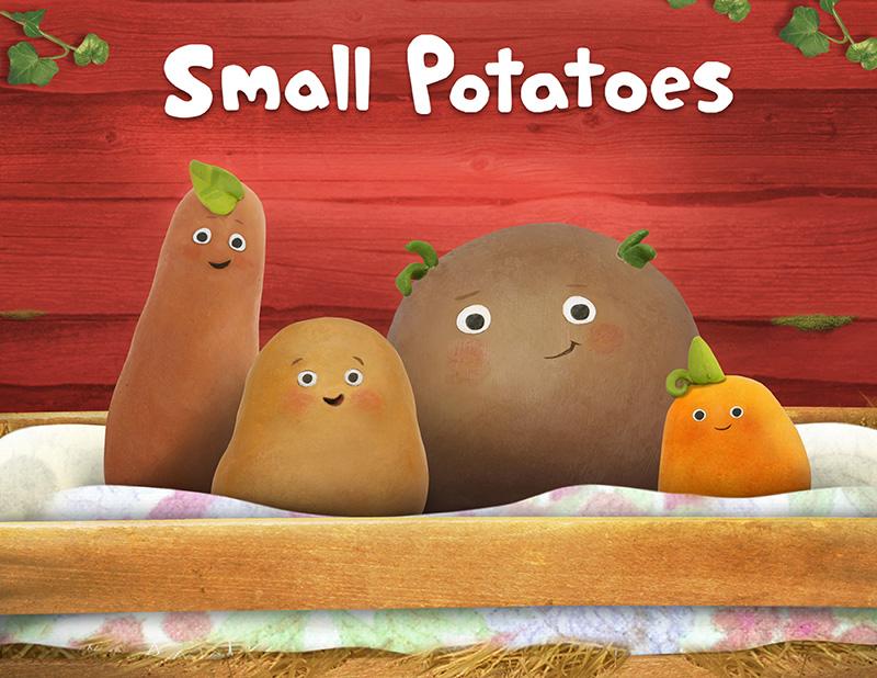 爱唱的小土豆 Small Potatoes