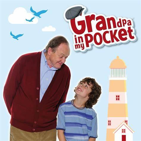 BBC英文动画 Grandpa In My Pocket 爷爷在我的口袋 全5季