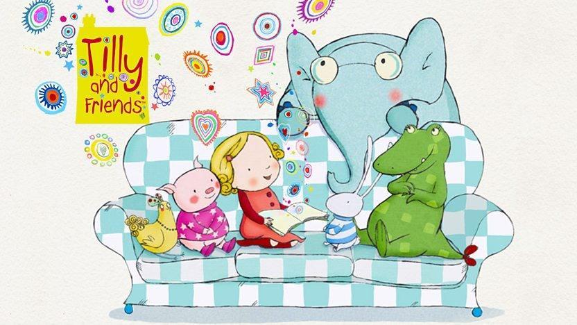蒂莉和朋友们 Tilly and Friends 第1季全52集