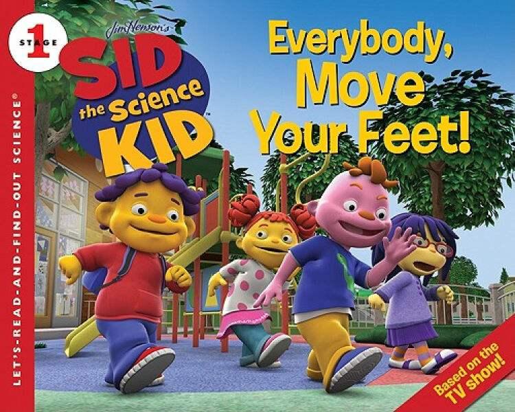 西德科学小子 Sid_the Science Kid