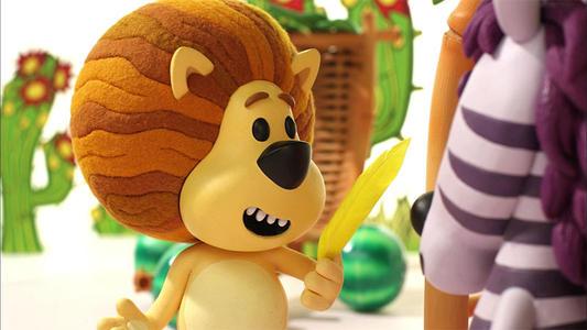 闹腾的小狮子Raa Raa the Noisy Lion 全两季52集