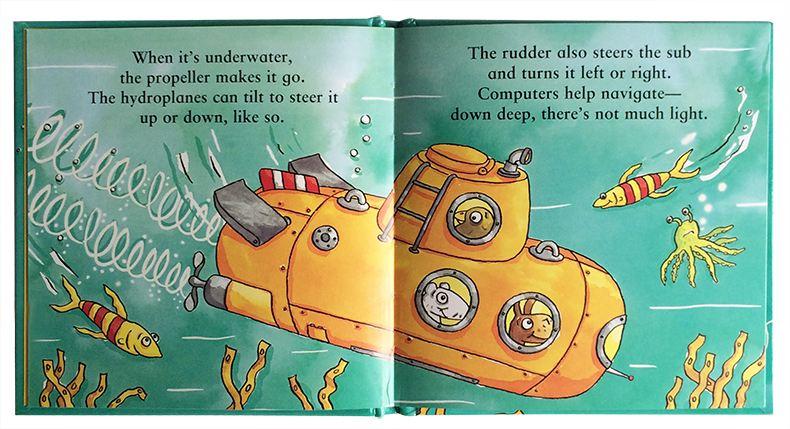 Amazing Machines神奇的机器7册(PDF MP3)