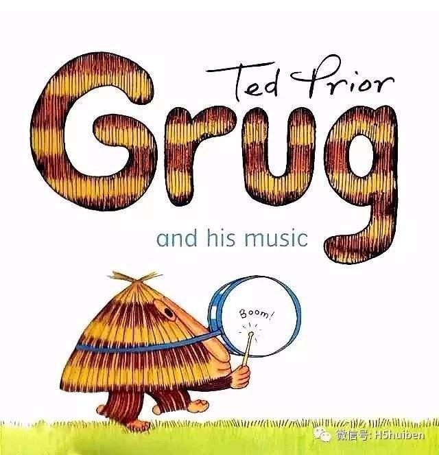 Grug 小草人(小草怪)系列绘本14册(PDF)