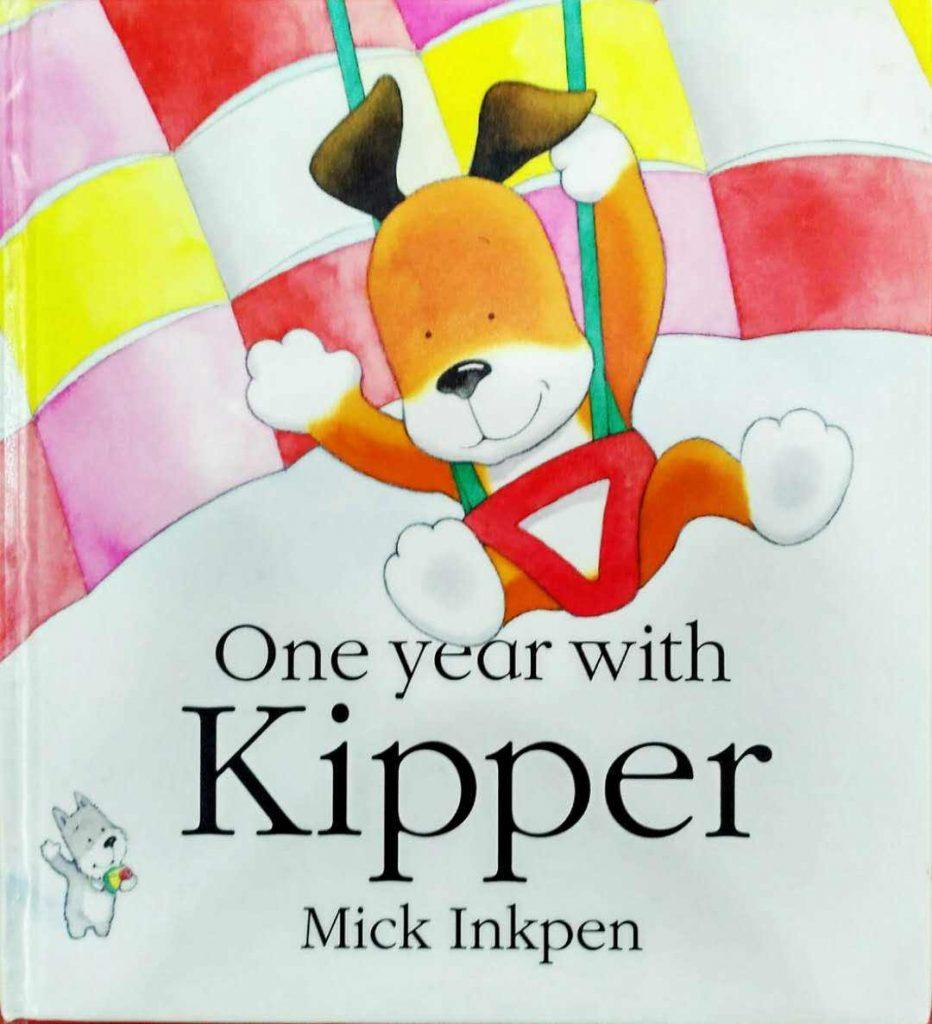 Kipper小狗卡皮系列绘本14册(PDF)