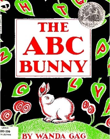 ABC Bunny小兔巴尼(PDF MP3)