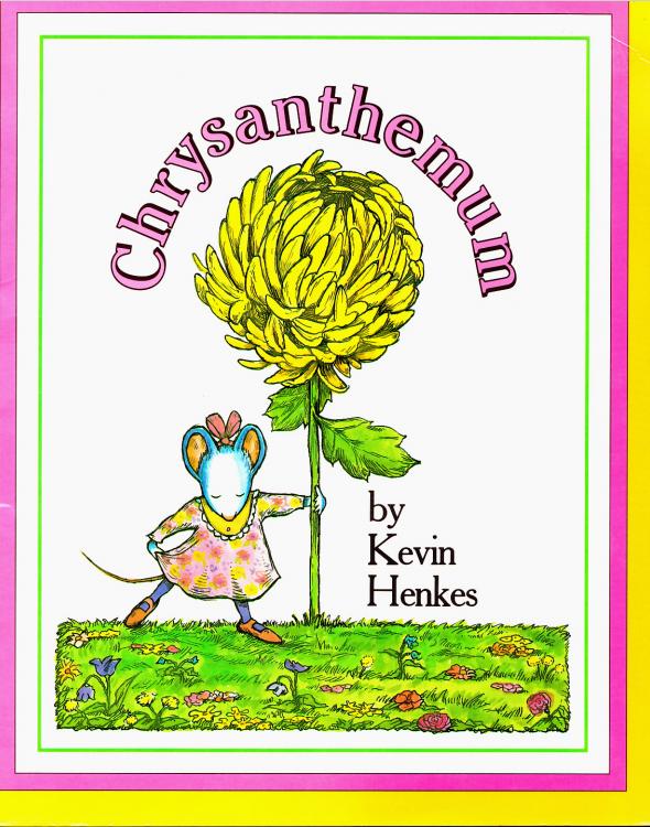 Chrysanthemun 我的名字是chrysanthemum(PDF文档+MP3+视频)