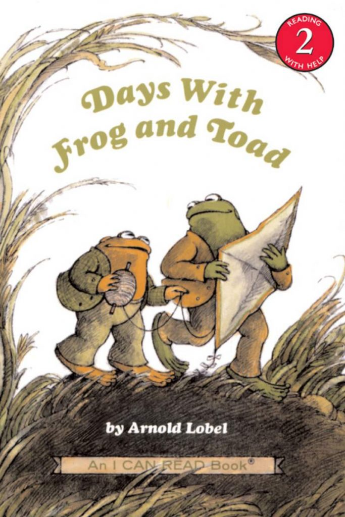 037.Frog and Toad 青蛙和蟾蜍(PDF DOC MP3)