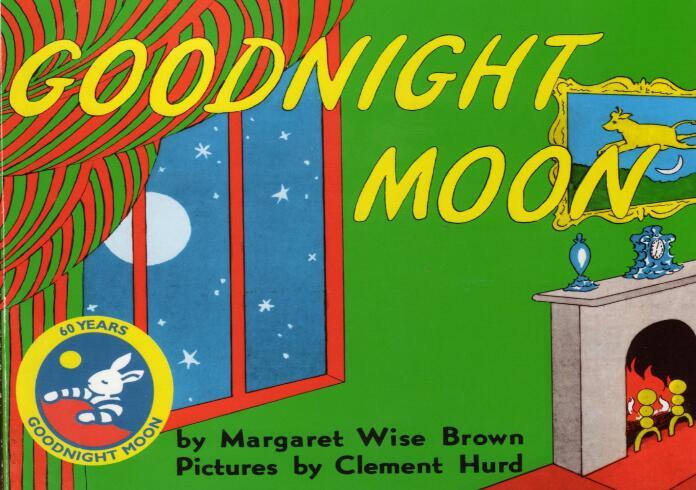 Goodnight Moon晚安,月亮(PDF MP3 ppt)