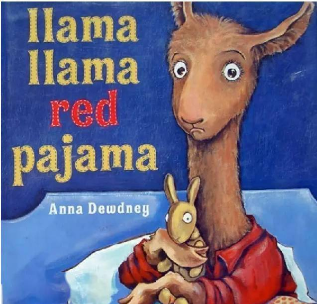L1ama L1ama Red Pajama穿红睡衣的驼拉玛(PDF MP3 视频)