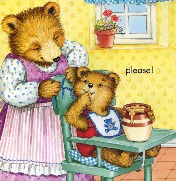Little Bear可爱的小熊(PDF MP3)