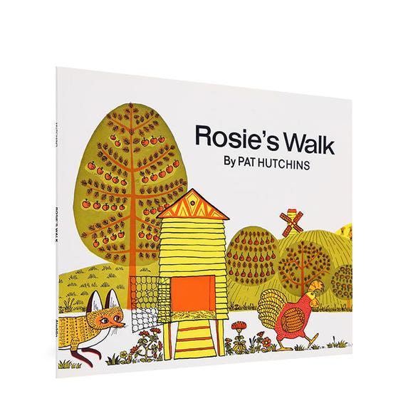 Rosie Walk母鸡萝丝去散步(PDF MP3 视频)