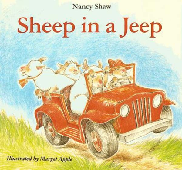 Sheep in a Jeep小羊开吉普(PDF MP3)
