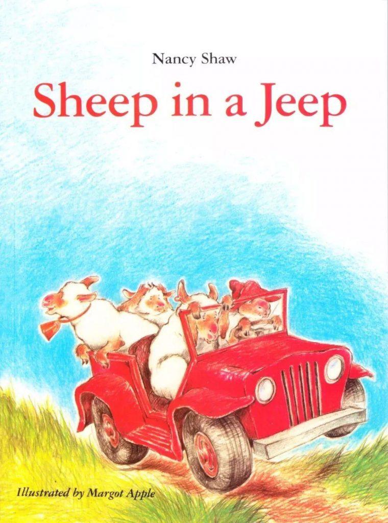 Sheep in a Jeep小羊开吉普(PDF+MP3)