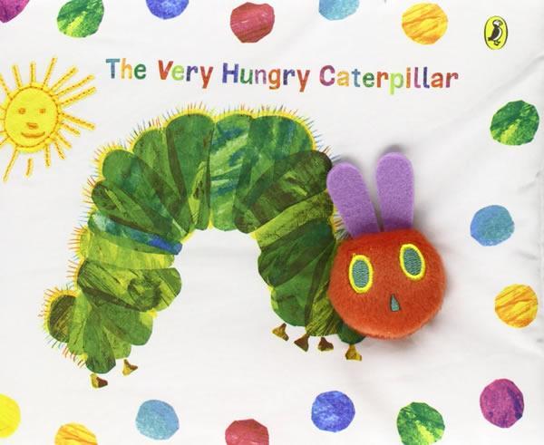 The Very Hungry Caterpillar好饿好饿的毛毛虫(PDF MP3 视频)