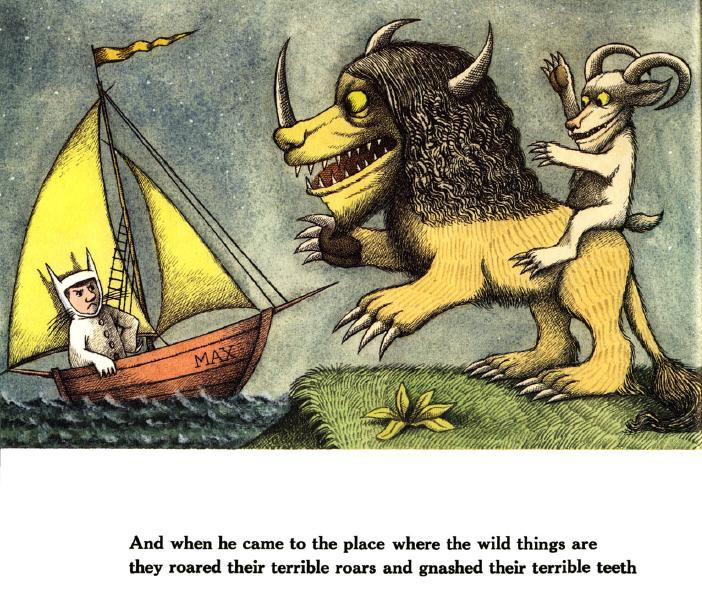 Where Wild Things Are野兽家园(PDF MP3 视频)