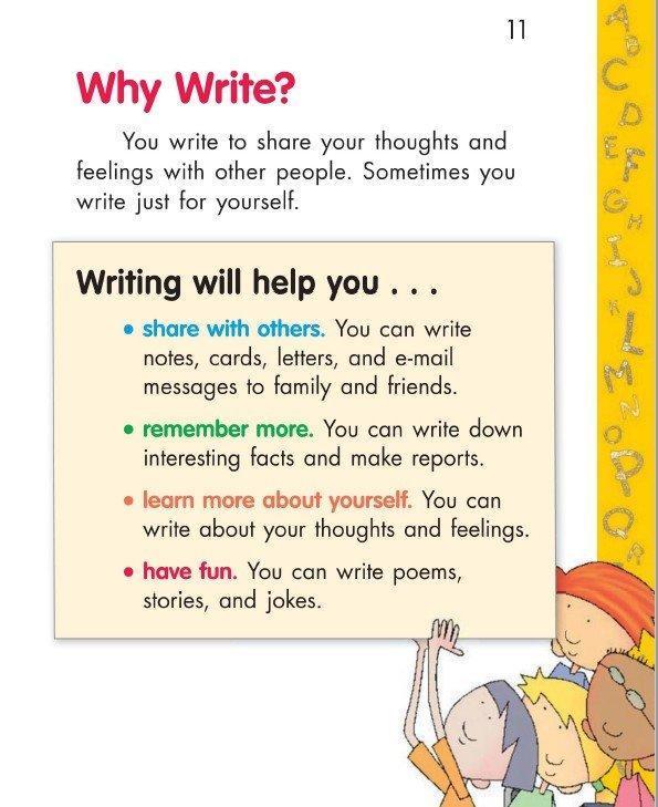 美国小学初中高中写作教材write source(小学1-6年级 初中 高中)
