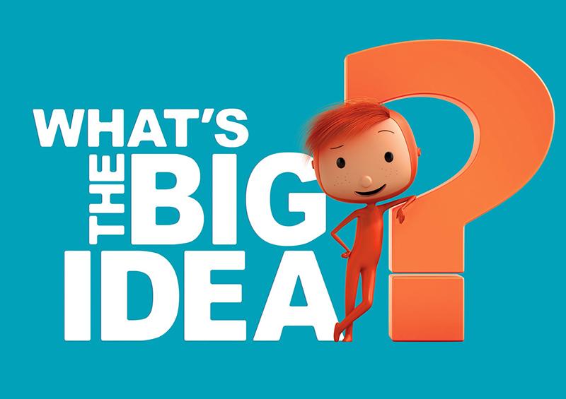 雨果带你看世界What's the Big Idea