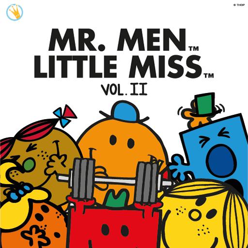 奇先生妙小姐 Mr.Men Little Miss