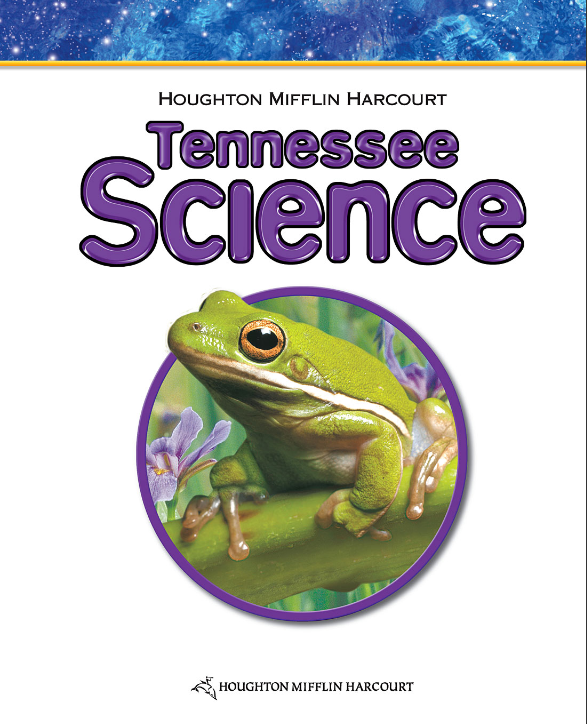 加州公立小学科学教材Tennessee Science G1-G5