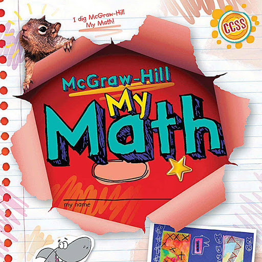 美国新版加州数学教材 MY Math(幼儿园、小学1-5年级教材)
